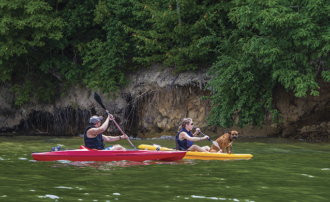 Get on the Water With the Right Kayaking Gear