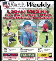 Logan and Junior Golf