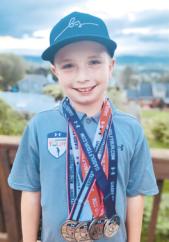 Logan McGinn Qualifies for National Championship