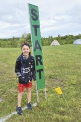 10-Year-Old Leo Noviello Runs Infinitus Marathon