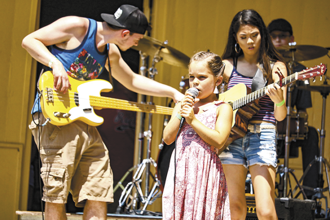 Uptown Music Collective Returns to Brandon Park to Present its Annual Summer Music Fest