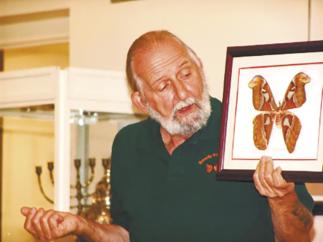 Taber Museum's Workshop to Focus on Butterflies