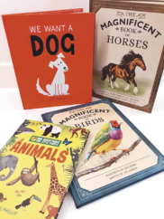 The Bookworm Sez: Kids' Books about Animals by various authors