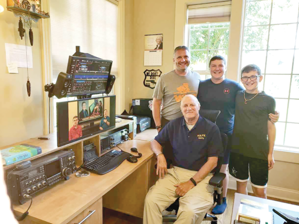 Amateur Radio and Baseball Link Tennessee Little Leaguer and Local Man at Recent Little League World Series